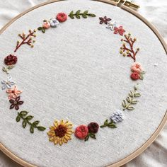 Embroidery Stitches Lazy Daisy opposite Shadow Work Hand Embroidery Patterns every Embroidery Designs By Hand Tutorial Embroidery Flowers Pattern, Embroidery Patterns Free, Hand Embroidery Stitches, Crewel Embroidery, Hand Embroidery Designs, Vintage Embroidery, Learn Embroidery, Embroidery Kits, Flower Patterns
