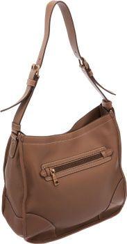 Prada Metallic Leather Vitello Daino Hobo Bag | Purses | Pinterest ...