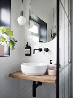We took this room from a dull, cramped family bathroom with a bath to a modern, open feel wetroom - absolutely all fitting/labour was done by myself and (mostly) Matt and all design/layout is by me! Toilet Sink, Toilet Room, Bathroom Design Small, Bathroom Interior Design, Tiny Wet Room, Wet Room With Bath, Sink Shelf, Small Toilet, Downstairs Toilet