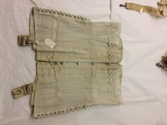 Pregnancy corset - 1920 also mrs tinny from world museum.