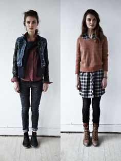 Outfits and chilly weather layering ideas