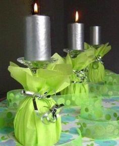 Бокалы, фужеры, стаканы и вазочки — 50 украшений для праздника - Ярмарка Мастеров - ручная работа, handmade