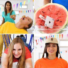 Diy Crafts For Girls, Fun Diy Crafts, Diy For Kids, Family Party Games, Fun Party Games, Party Games For Adults, Indoor Party Games, Games For Teens, Indoor Games For Kids