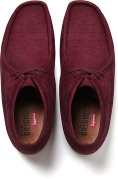 68e5ed64d Clarks x Supreme Clarks Shoes Mens