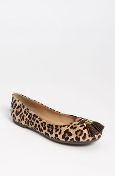Sperry Top-Sider® 'Bliss' Flat - just bought these from #Nordstrom - so in love and now I want them in the gold glitter!