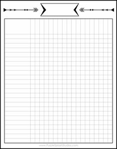 Organize your life in a fun and personalized way with these Bullet Grid Journals. Planner Bullet Journal, Bullet Journal Ideas Pages, Bullet Journal Inspiration, Journal Pages, Bullet Journals, Checklist Template, Planner Template, Printable Planner, Budget Planner