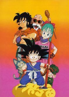 Much larger, less cropped, higher res version of this image. Dragon Ball Z, Dragon Z, Manga Dragon, Kid Goku, Fanart, Cartoon Styles, Akira, Character Design, Geek