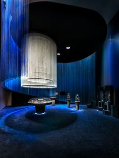 The Art & Science of Gems. Exhibition view. Photo by Edward Hendricks. Courtesy ArtScience Museum at Marina Bay Sands.