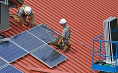 The fossil fuel industry is leading an attack on solar energy. Here's what you need to know: http://mm4a.org/1FIBsyj