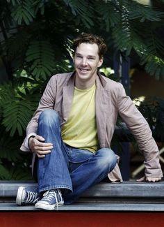Benedict Cumberbatch - benedict-cumberbatch Photo repin but I love the jeans