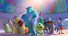 Which Pixar Movie Are You  Monsters Inc :))))))