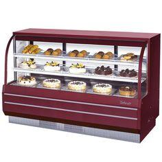 Turbo Air Bakery Display Case