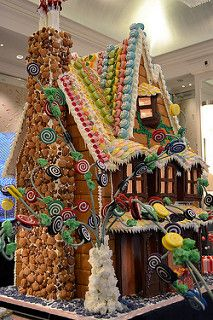 Gingerbread House | by TheLanghamLondon