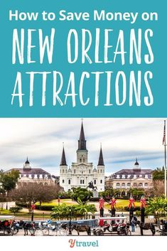New Orleans Vacation Ideas. How to save money on New Orleans attractions using the New Orleans Sightseeing Pass. From attractions in the French Quarter, to Jazz Cruise, museums, and more activities, use these tips for itinerary planning .We break down what is included - swamp tour, World War II Museum, Mardi Gras World - as well as how much it costs, the benefits of the pass and how it will save you money.   #NewOrleans #familytravel #budgegtravel #USAtravel
