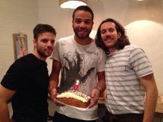 Celebrando el cumpleaños de Adrián  | Mistura Handcrafted Ice Cream #misturaicecream