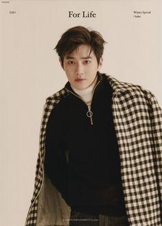 Suho 수호 || Kim Joonmyun 김준면 || EXO || 1991 || 173cm || Lead Vocal || Leader