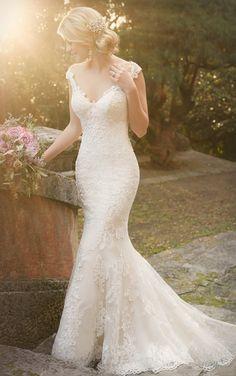 D1977 Wedding Dress by Essense of Australia