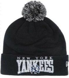 buy popular 66b87 362d8 MLB New York Yankees Arch Cuffed Beanies , cheap 6.9 - www.hats-malls.com