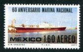 Freighter - Mexico, 1977