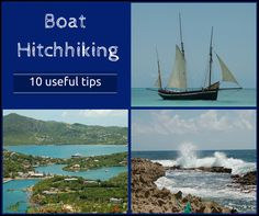Gringo Ben, a traveller, hitchhiker and sailor all-in-one, reveals the best strategies for boat hitchhiking across the Atlantic from Europe to the Americas