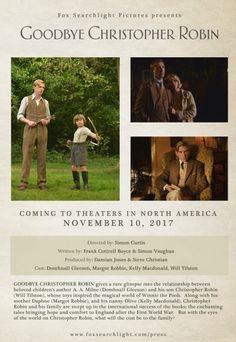 Winnie The Pooh Creator Film Gets Awards-Season Release From Fox Searchlight http://ift.tt/2pdBvBg #timBeta