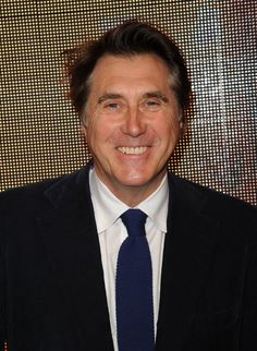 I've always loved Roxy Music and Bryan Ferry