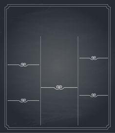 chalkboard-molde-limpo.jpg (1032×1196)