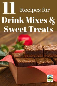 recipes-drink-mixes-sweet-treats