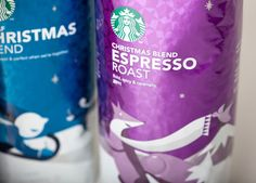Starbucks Christmas Packaging Campaign