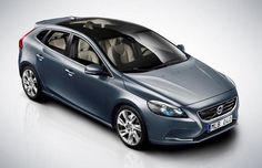 Volvo V40.  Why can't this car be available in the US?  It's downright gorgeous; probably the best looking of the current Volvo bunch.