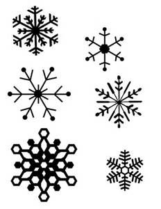 snowflake method template - free printable snowflake templates large small stencil