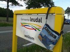 CreaCrola-tasjes, I was here: Leudal!