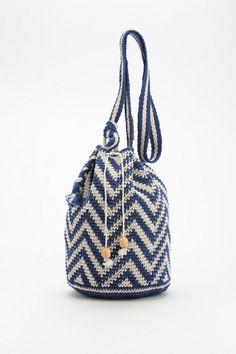 Hiptipico Bambo Bucket Bag #urbanoutfitters