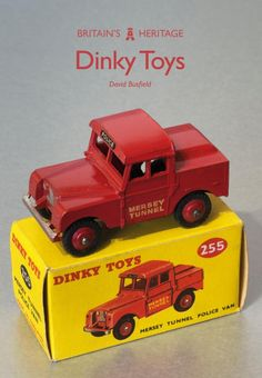 This book on Dinky Toys takes a brief look at the fascinating life of the founder of Meccano, Frank Hornby, and the very varied range of children's products which came out of the Binns Road factory in Liverpool. It looks at the beginnings of Dinky with th Pub Vintage, Vintage Toys, Toy Trucks, Fire Trucks, Britains Toys, Microcar, Corgi Toys, Hobby Toys, Metal Toys