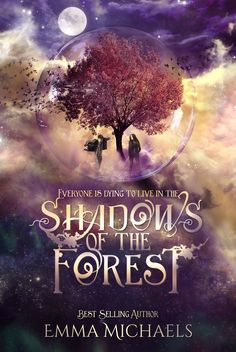 Cover Reveal: Shadows of the Forest by Emma Michaels - On sale November 5, 2016! #CoverReveal