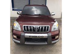 Toyota Prado 2007 Panamá   toyota pradoVX 2007 automatica 4x4