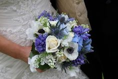 The Beautiful Spring Blue Wedding at Bartle Hall of Hannah