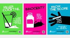 BDAAT drug posters