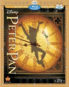 Peter Pan Blu-ray: Diamond Edition | 3-Disc
