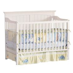Our new baby crib