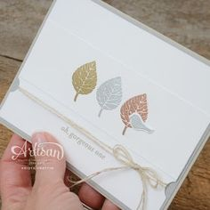 Stampin' Dolce: New thoughful branches now available! - Artisan Design Team Blog Hop