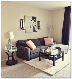 7 Interior Design Ideas for Small Apartment   Small apartments ...
