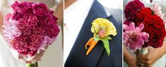 Cockscomb Wedding Bouquets | wedding-flowers-bridal-bouquet-grooms-boutinierre-celosia-cockscomb ...