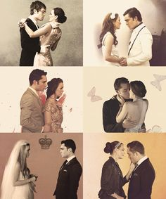 Chuck and Blair the only couple that I truly want together