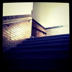 School stairwell. Instagram app Stairs, Apps, Explore, Iphone, School, Instagram, Home Decor, Ladders, Homemade Home Decor