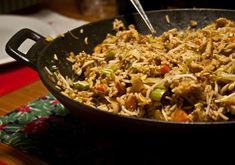 Fried chinese rice – Famous Last Words Meat Recipes, Asian Recipes, Crockpot Recipes, Ethnic Recipes, Asian Foods, Lacto Vegetarian Diet, Vegetarian Recipes, Nasi Goreng, Spare Ribs