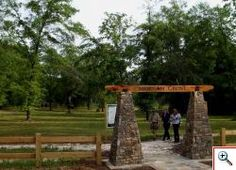 Nov 17th is Take a Hike Day... check out Morgan Grove Nature Area in Fayette County.