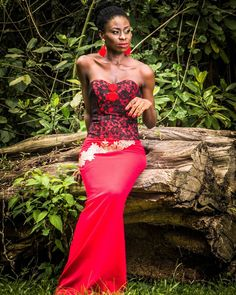 Aburi moments with Trish  Designer Afriken  Makeup Salt ©Adwoa Kessie Photography