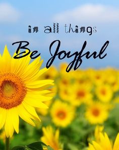 """""""Don't worry about anything; instead, pray about everything. Tell God what you need, and thank him for all he has done."""" You have a fundamental need for joy. Life without joy is overwhelming, overburdened, & oppressive. Bible Verses About Love, My Bible, Bible Scriptures, Positive Books, Sunflowers And Daisies, Joy Of The Lord, Fruit Of The Spirit, Christian Inspiration, Amazing Grace"""