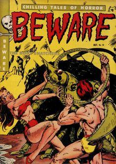 Beware (Volume) - Comic Vine